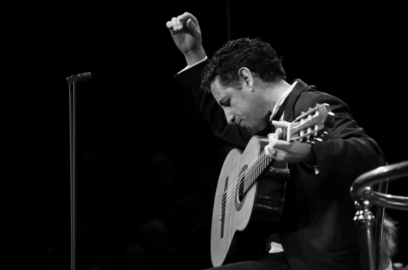 2016, Juan Diego Flórez at Royal Albert Hall © Christie Goodwin,""